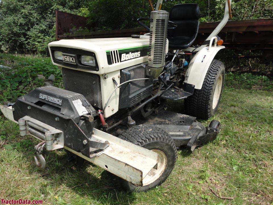 Bolens H1502 Farm Tractor   Bolens Farm Tractors: Bolens