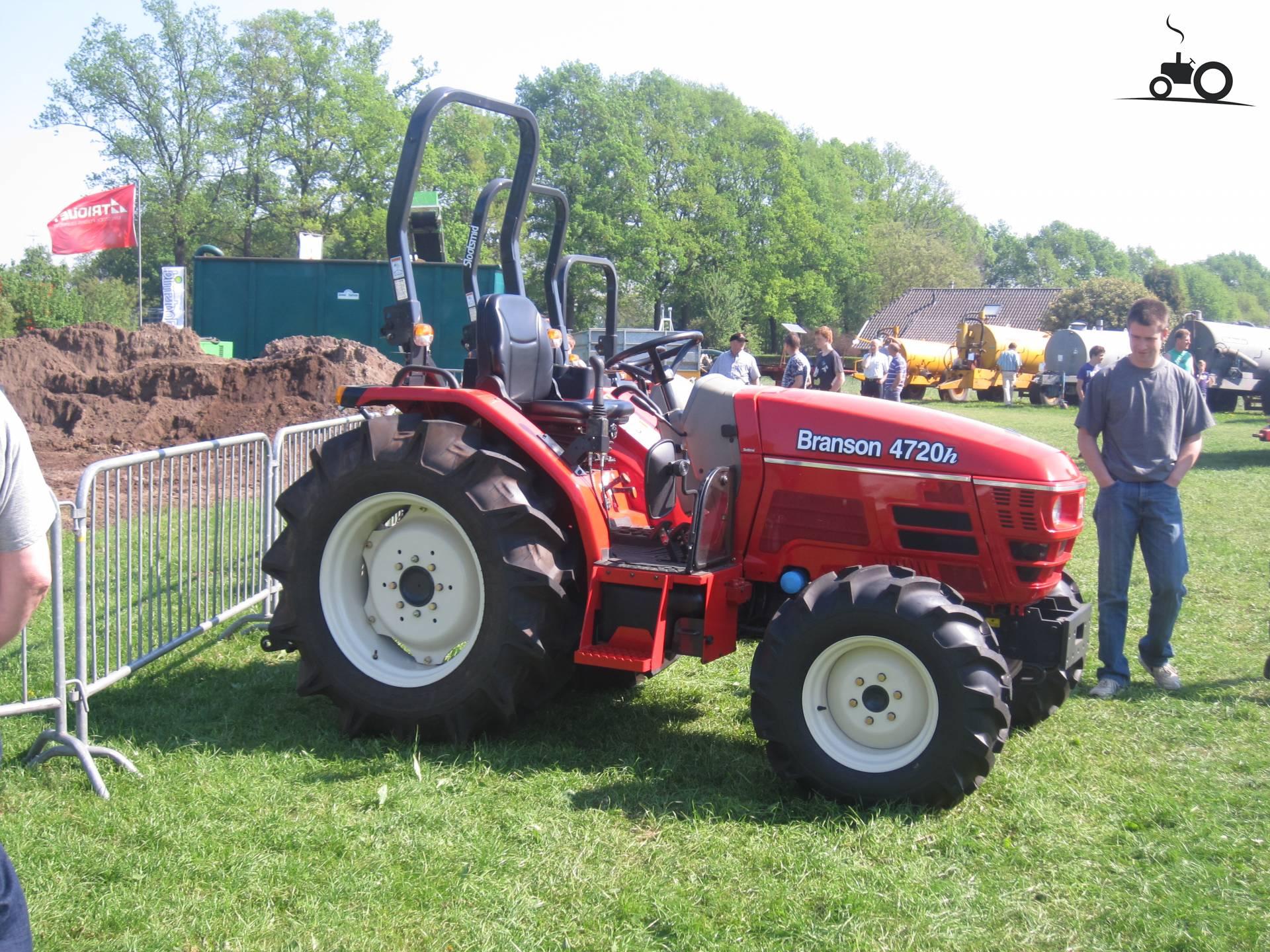 Branson 4520r Farm Tractor | Branson Farm Tractors: Branson