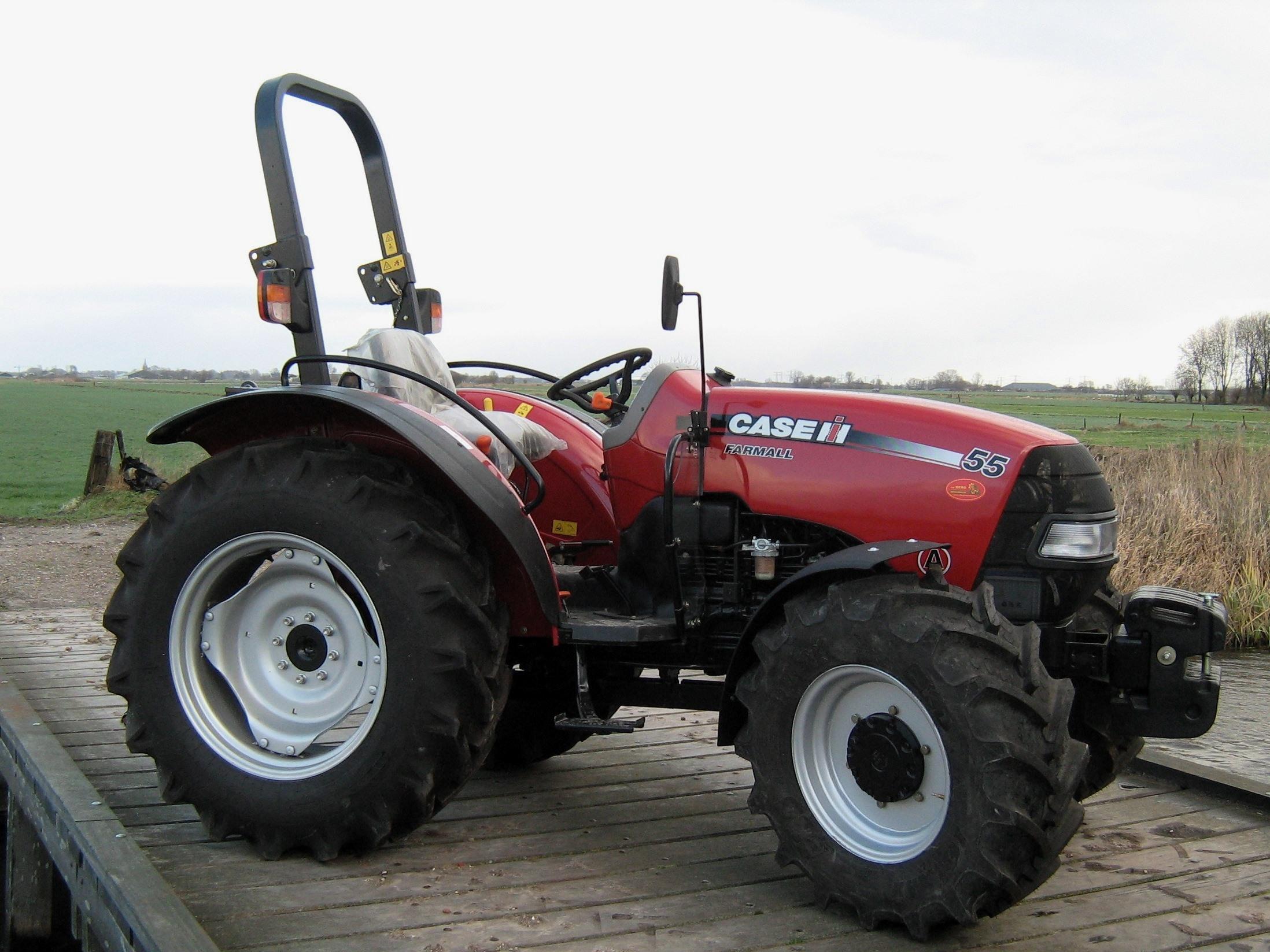 Caseih Farmall 55a Farm Tractor | Caseih Farm Tractors