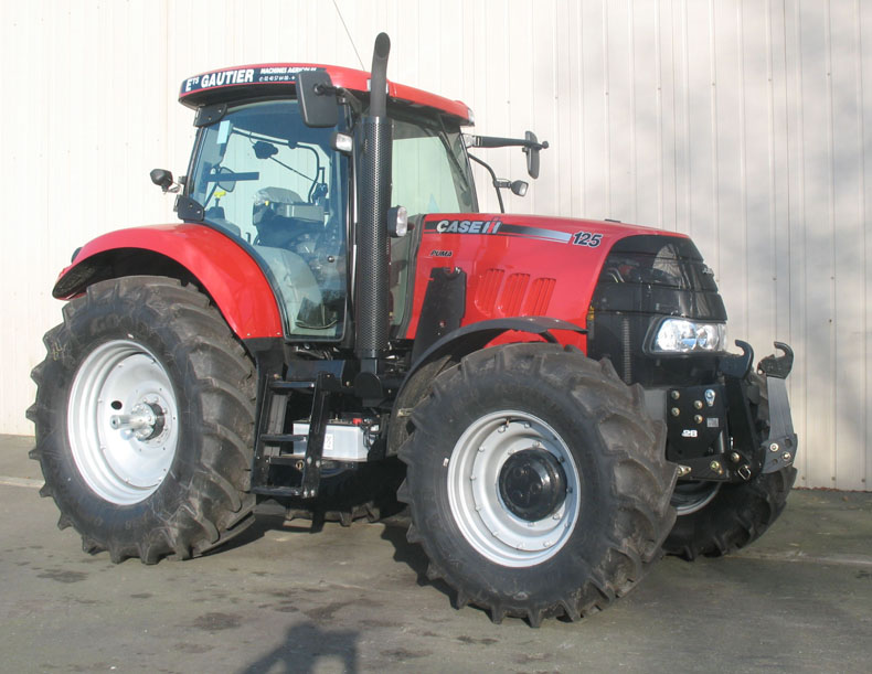 uznane marki szczegółowy wygląd moda designerska Caseih Puma 125 Farm Tractor | Caseih Farm Tractors: Caseih ...