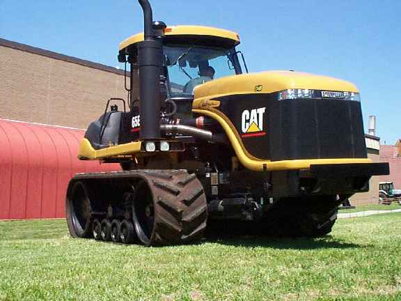 Challenger 65e Farm Tractor | Challenger Farm Tractors: Challenger