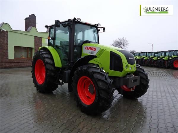 claas traktoren artos 330
