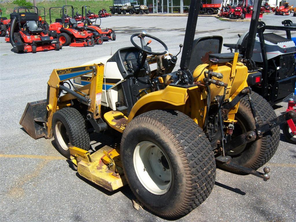 Cub Cadet 7000 Farm Tractor Tractors Bolens G174 Wiring Diagram Used 7195