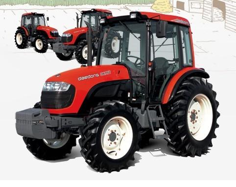 kioti daedong dk65 tractor service repair workshop manual download