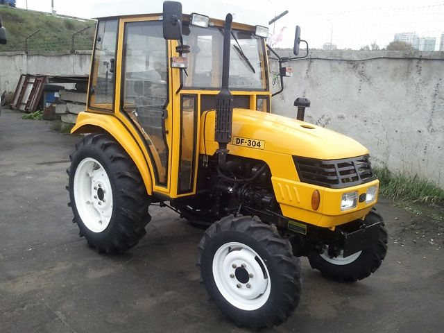 Dongfeng Df 550 Farm Tractor | Dongfeng Farm Tractors: Dongfeng Farm