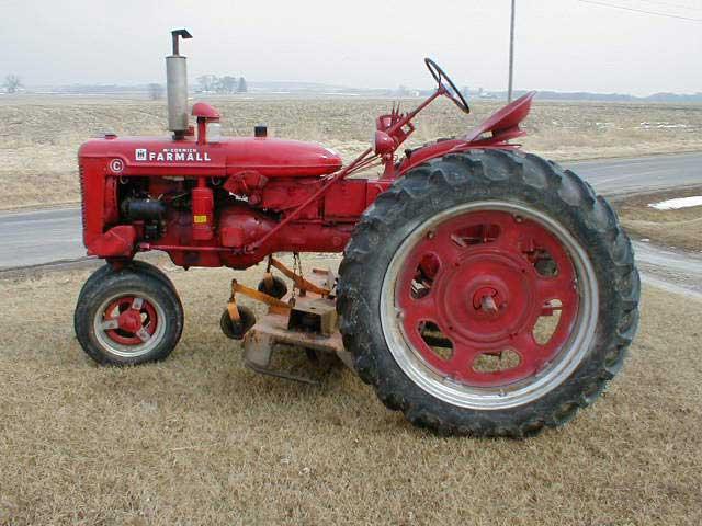 Farmall C Farm Tractor | Farmall Farm Tractors: Farmall Farm