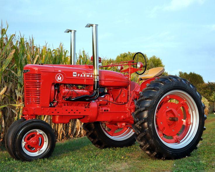 Farmall M Farm Tractor | Farmall Farm Tractors: Farmall Farm