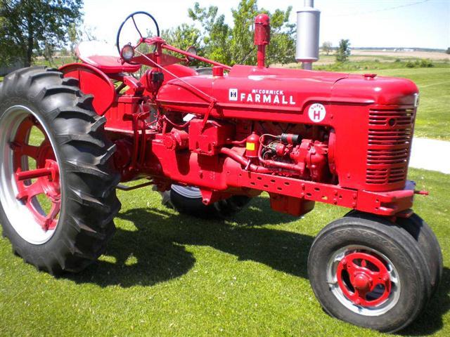 Farmall Super Av Farm Tractor | Farmall Farm Tractors