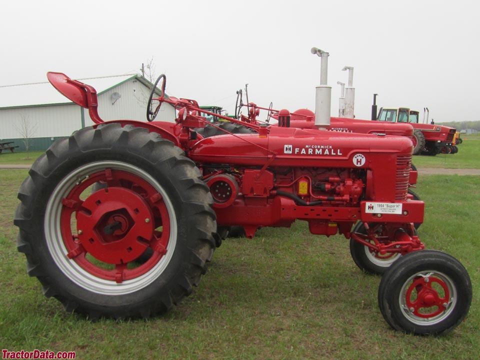 Farmall Super H Farm Tractor | Farmall Farm Tractors