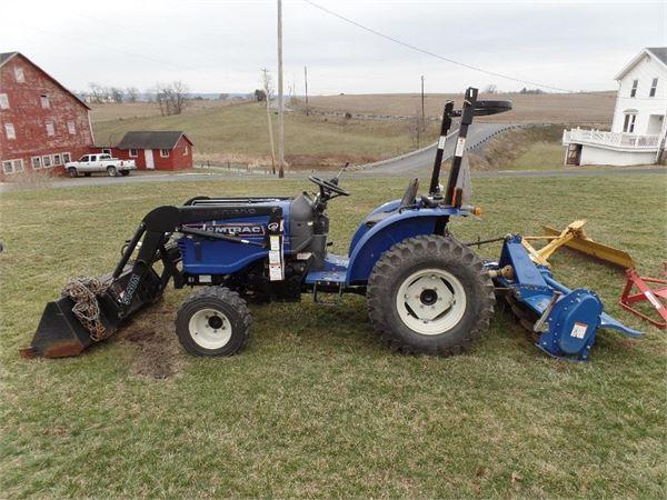 Farmtrac 45 Farm Tractor | Farmtrac Farm Tractors: Farmtrac