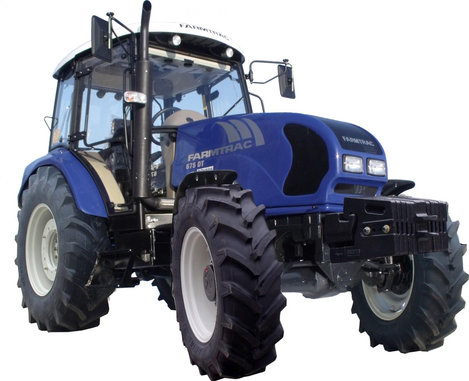 Farmtrac 320