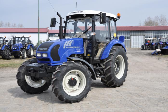 Farmtrac 675 Farm Tractor | Farmtrac Farm Tractors: Farmtrac