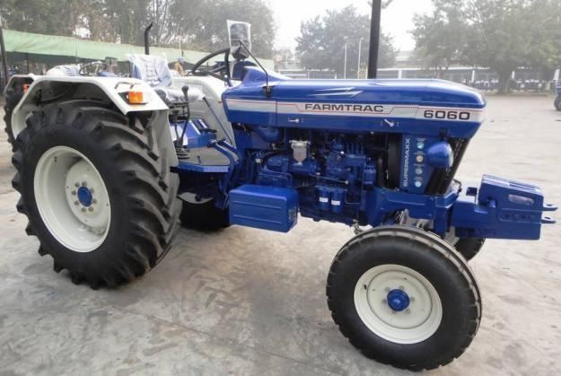 Farmtrac 795dtc Farm Tractor | Farmtrac Farm Tractors