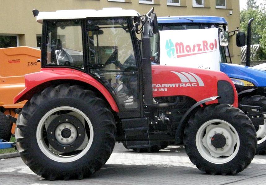 Farmtrac Farm Tractors | Farm Tractors: Farm Tractors