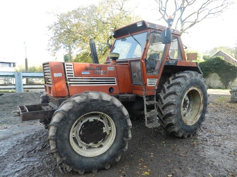 Fiat 1380 Farm Tractor | Fiat Farm Tractors: Fiat Farm